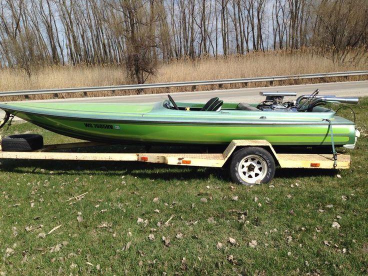 Biesemeyer Jet Boat - For Sale