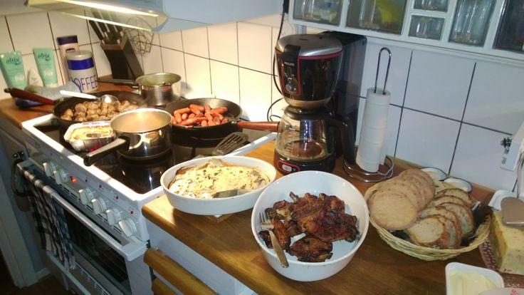Typical Swedish christmas food#2