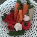 Zöldség1, Baba-mama-gyerek, Dekoráció, Meska