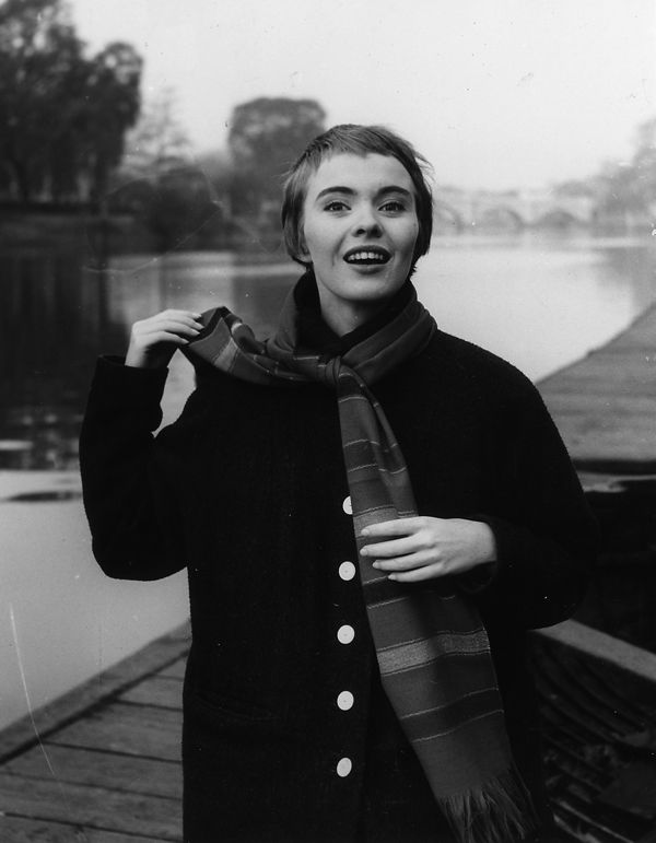 The fashion of Jean Seberg