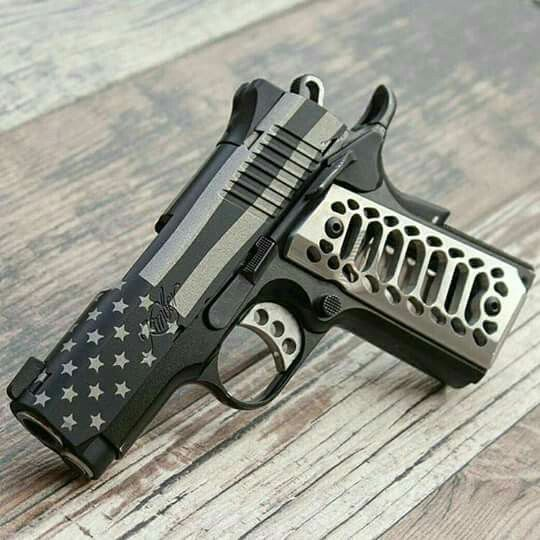 Kimber Ultra II customLoading that magazine is a pain! Get your Magazine speedloader today! http://www.amazon.com/shops/raeind