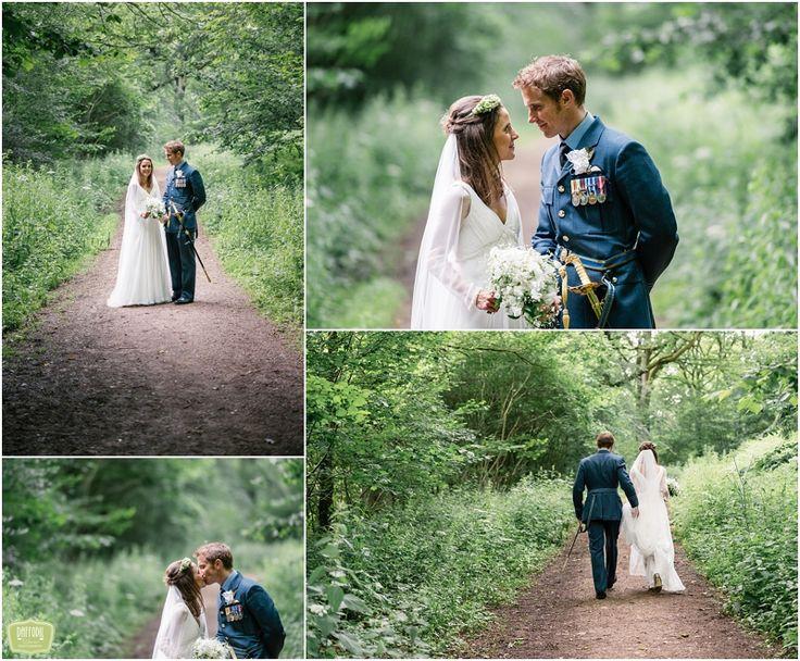 Beautiful back garden wedding - Ben & Holly27