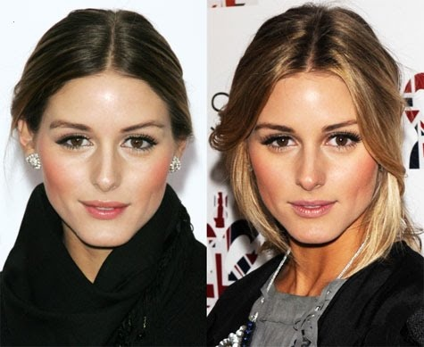 Blonde vs. Brunette. Which do you prefer? i want the blonde