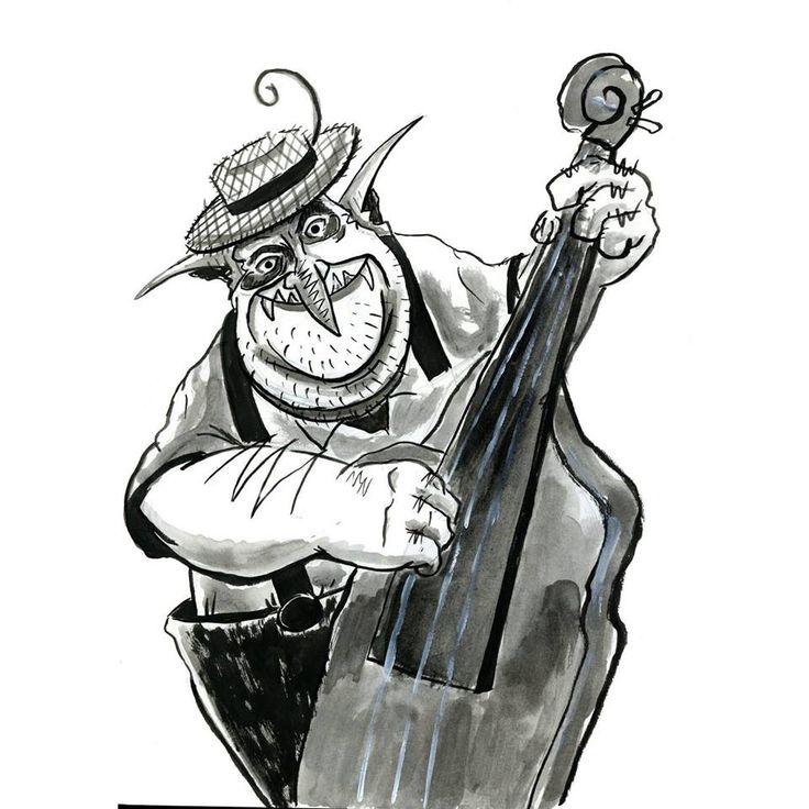 Hob-goblin' and bass