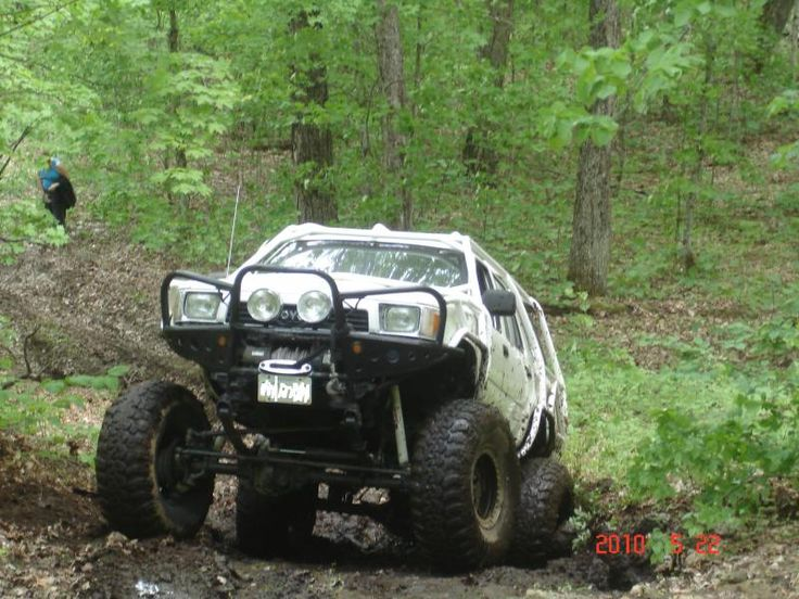 1990 toyota 4runner off road - Google Search