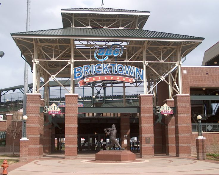 Bricktown Ballpark. I had an awesome first date here before about 5 years ago