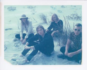 Cage The Elephant announce new album produced by Dan AuberachWithGuitars
