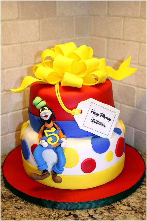 17 Best Ideas About Goofy Cake On Pinterest Disney Cakes