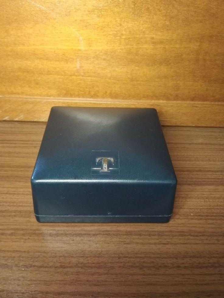 Vintage Tissot Wrist Watch Empty Box Case  #Tissot