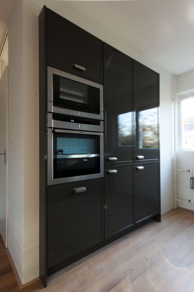 Meer dan 1000 ideeën over muur ovens op pinterest   koelkasten ...