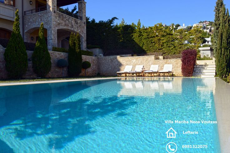 Villa Marina Neos Voutzas, BetterHome's portofolio apartment. http://bit.ly/Villa_Marina 👌😄🌍⛱🏠🌅 #diaxeirshakinhton #welcomemore #solutions #advice #airbnb #BetterHomeEU