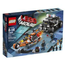 LEGO Movie 70808 Super Cycle Chase | LEGO Movie Lego Sets