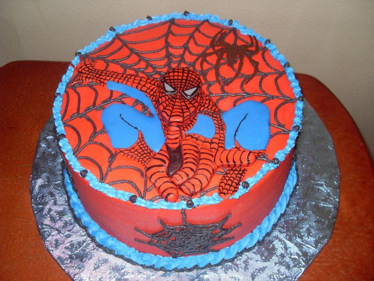 Spiderman Birthday Cakes Spiderman Cakes Decoration Ideas Little Birthday Cakes – Recipes to cook