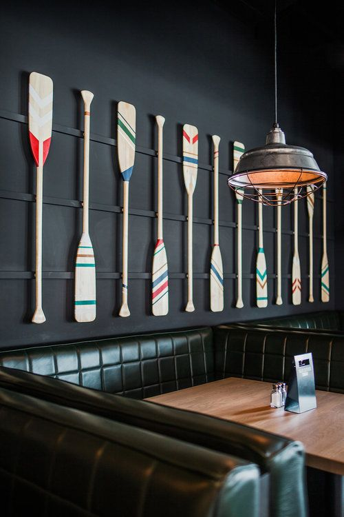 Best 25 painted oars ideas on pinterest decorative for Interior designs red deer