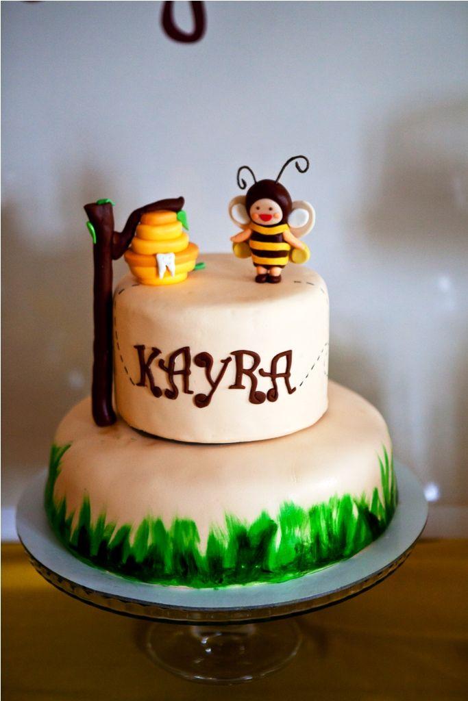 Honey Bee Cake