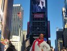Last Christmas, I took a solo trip to New York ...