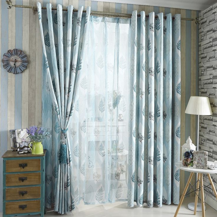 Aliexpress.com : Buy American country style tree design drape modern curtain fashion curtain from Reliable curtain bathroom suppliers on Simante Home Decoration  | Alibaba Group