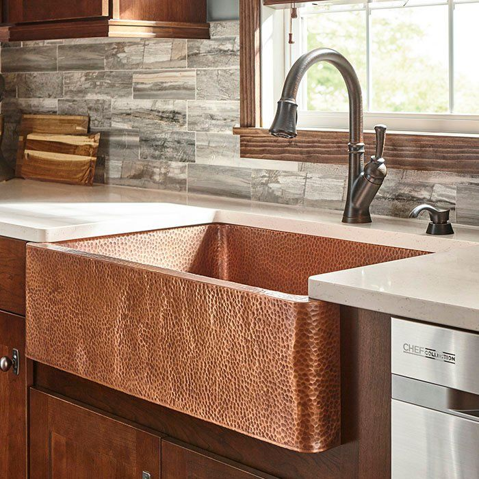Kitchen Sink Buying Guide In 2020 Farmhouse Sink Kitchen Kitchen Sink Design Kitchen Sink Sizes