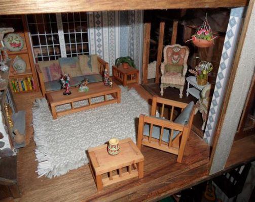 Brookwood Dolls House On Pinterest
