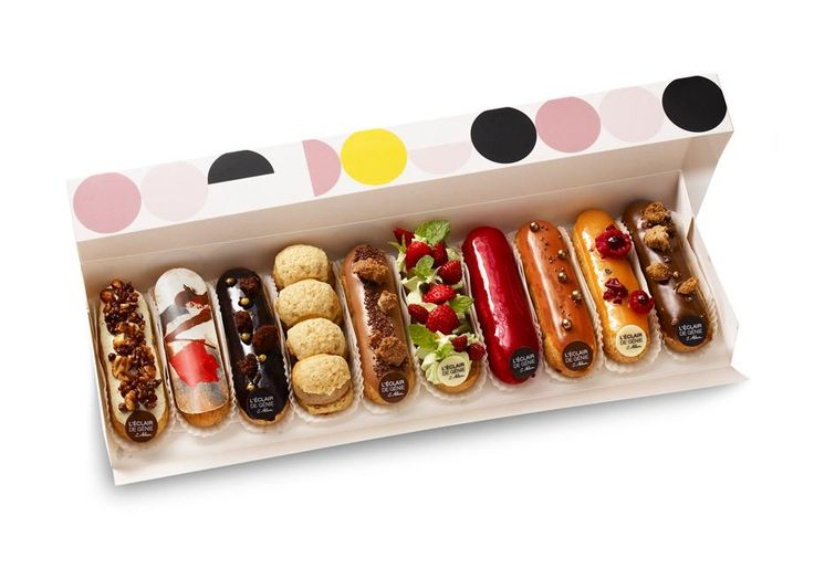 The humble 19th-century éclair has surpassed the macaron as the most buzzed about Parisian bonbon of the moment, in no small part thanks to a redesign. ...