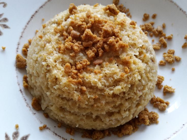 Bowlcake hyper moelleux pomme-speculoos