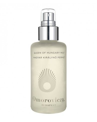 A review of Queen of Hungary mist from Omorovicza   #QueenofHungaryMist #Omorovicza #beautyroutine #beauty #bbloggers  #threadandmirror http://www.threadandmirror.com/magazine/queen-of-hungary-mist