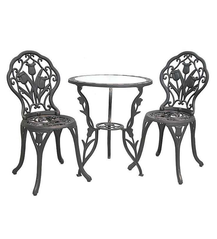 Tulip Outdoor Bistro Set