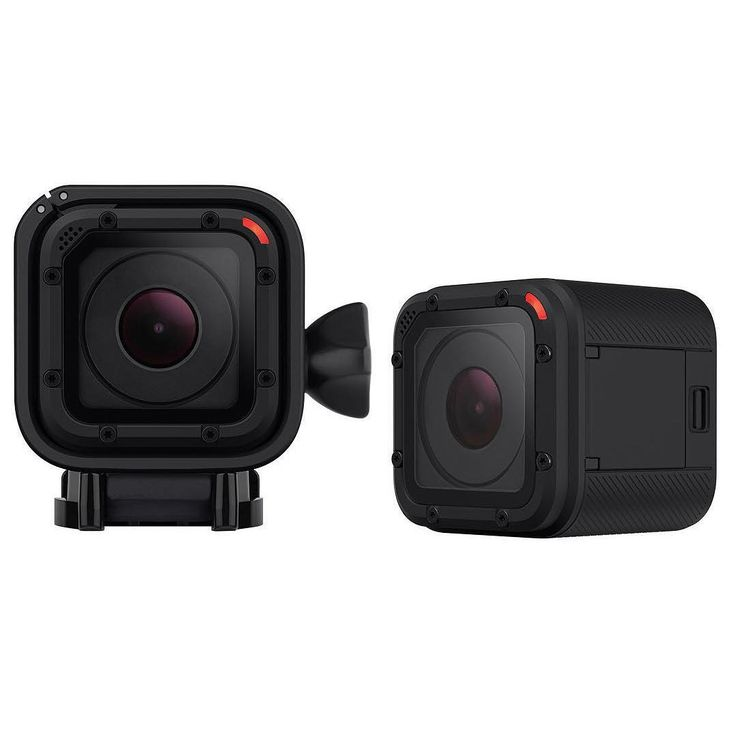 "@gopro unveils its smallest and lightest camera to date: the HERO4 Session. 50% smaller and 40% lighter than previous HERO4s, the new waterproof camera is billed as the ""most wearable and mountable GoPro ever."""