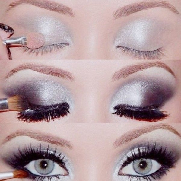 How to Green Eyes Makeup For Daytime Step By Step