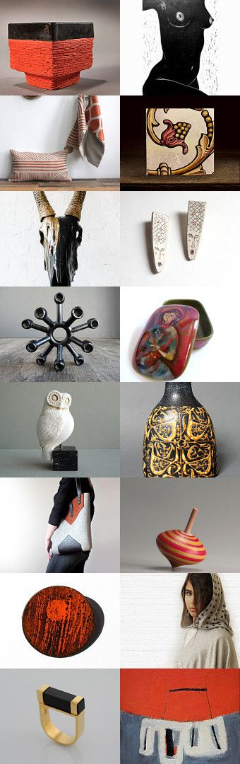 Flipping Through My Favourites by Menno on Etsy--Pinned with TreasuryPin.com