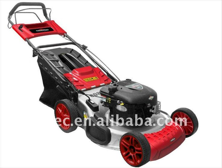 "New 21"" Multifunction garden lawn mower-Horticultural tools"