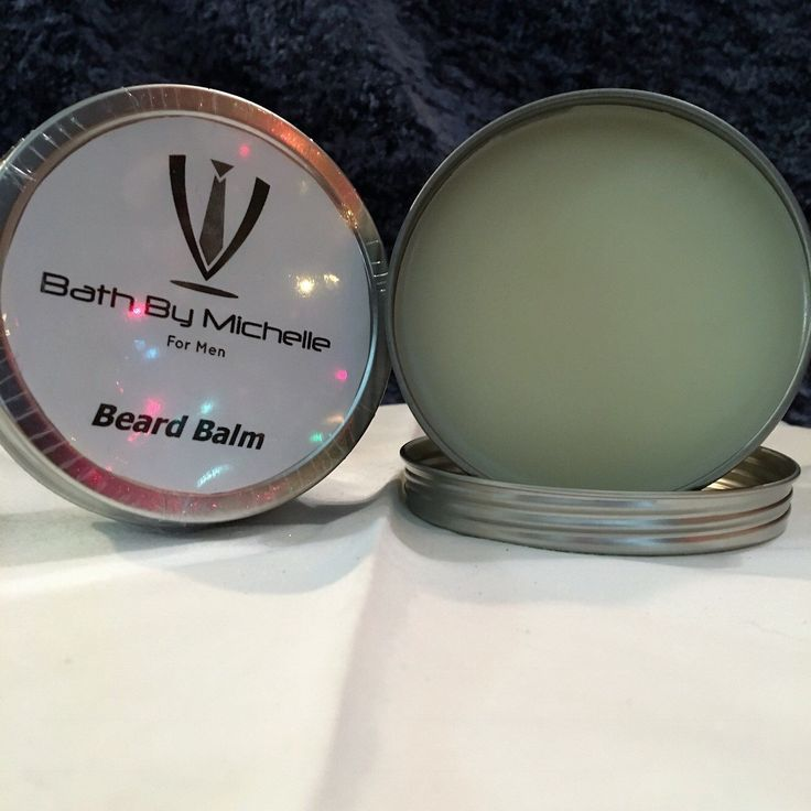 Back by popular demand! Beard Balm for the hairy guy in your life! Visit www.soapsandbaubles.com for yours today! Perfect for Father's Day!