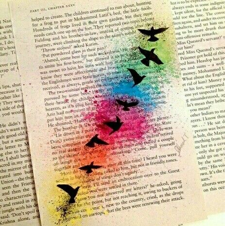 The Bird in the book.