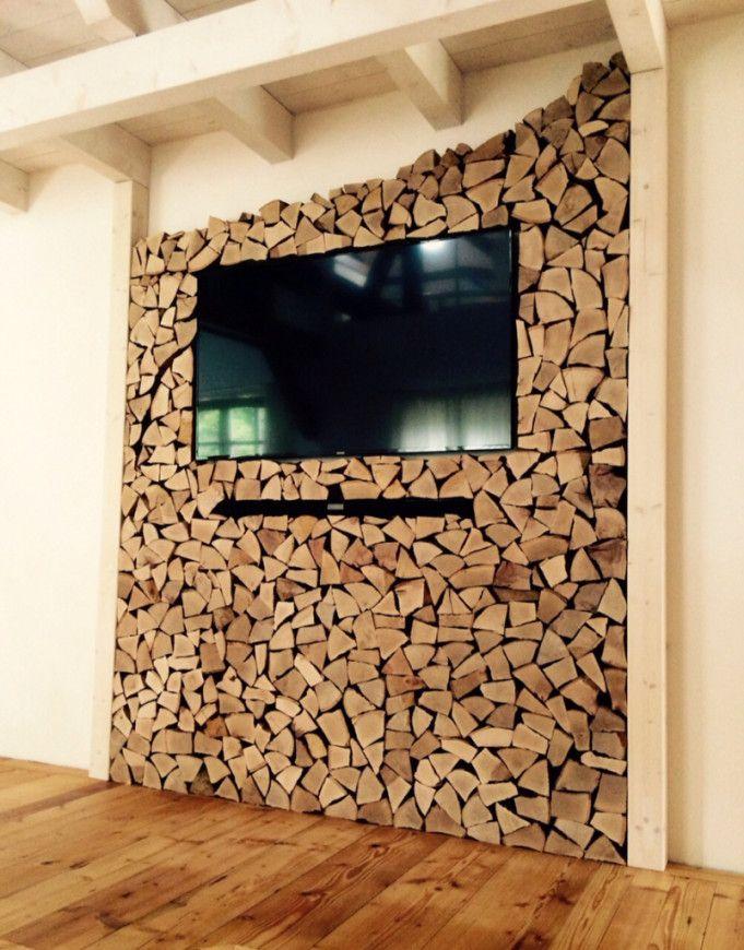 Deko Idee Holz Design Avec Deko Ideen Holz Et Kleines Deko Von