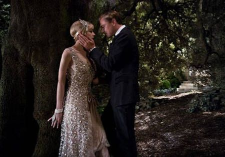 Gatsby is clearly going to be THE fashion inspiration movie of the year!  Quick, hand us something beaded!
