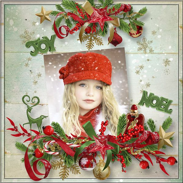 """Countdown to Christmas"" by Designs by Brigit"