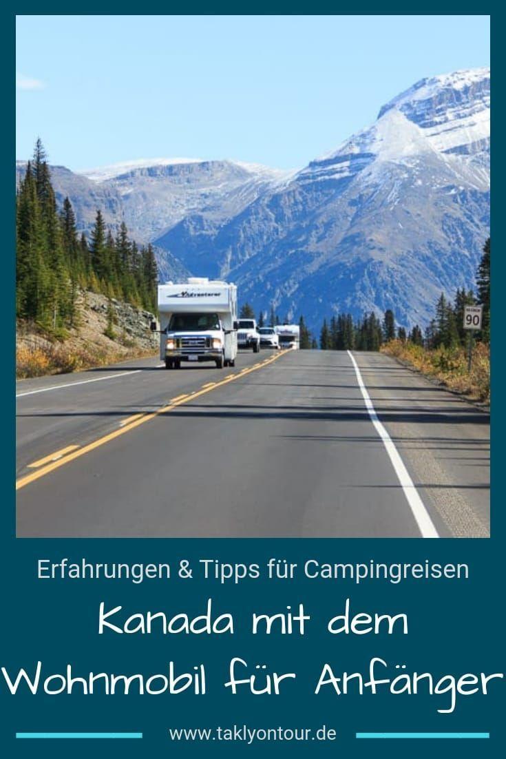 Mit dem Wohnmobil durch Kanada • Keine Angst!