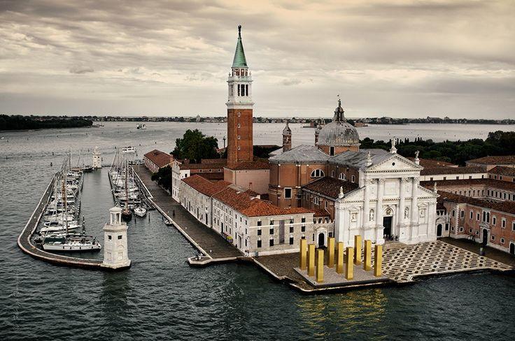 San Giorgio Maggiore by Fabrizio  Romagnoli on 500px