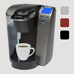 My former Keurig. Kept malfunctioning. Thank goodness for Costco's awesome return policy!