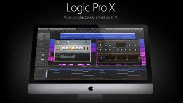 logic pro x for windows 8