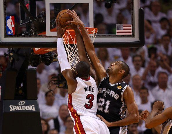 Tim Duncan Photos: Miami Heat v San Antonio Spurs: Game 6