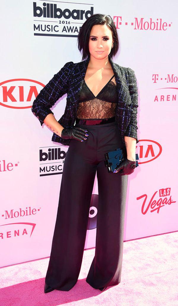 Demi Lovato no Billboard Music Awards