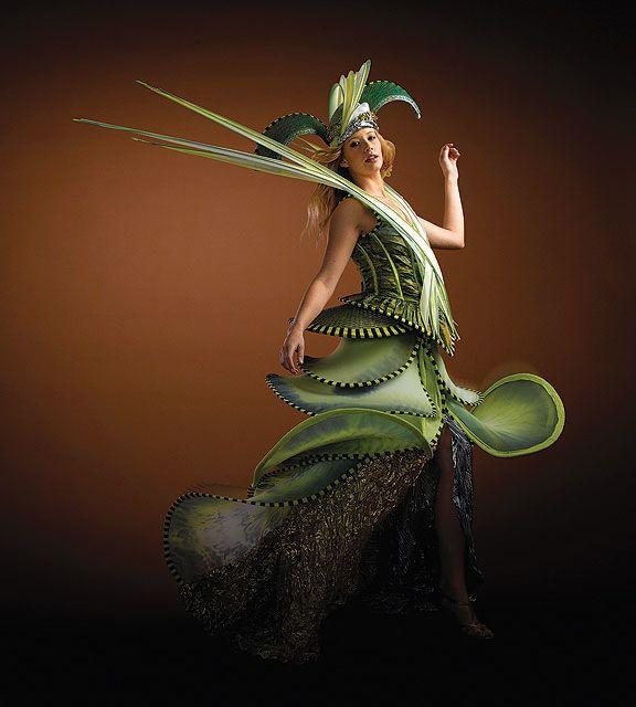 world of wearable arts