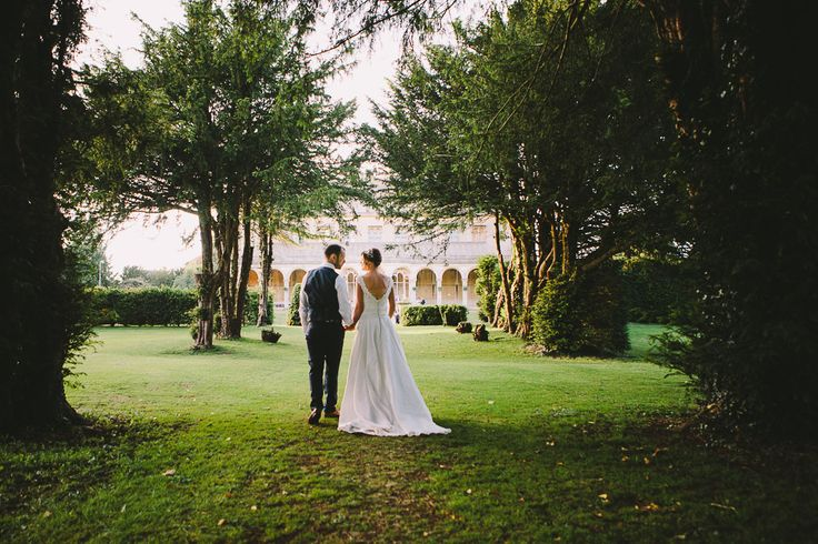 Grittleton House wedding by Kevin Belson Photography