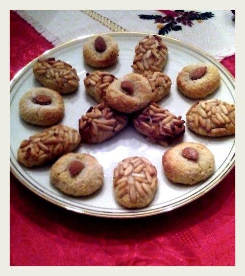 Dessert alle mandorle di Avola