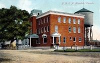YMCA, Allandale (Color - Part of modern day Barrie)