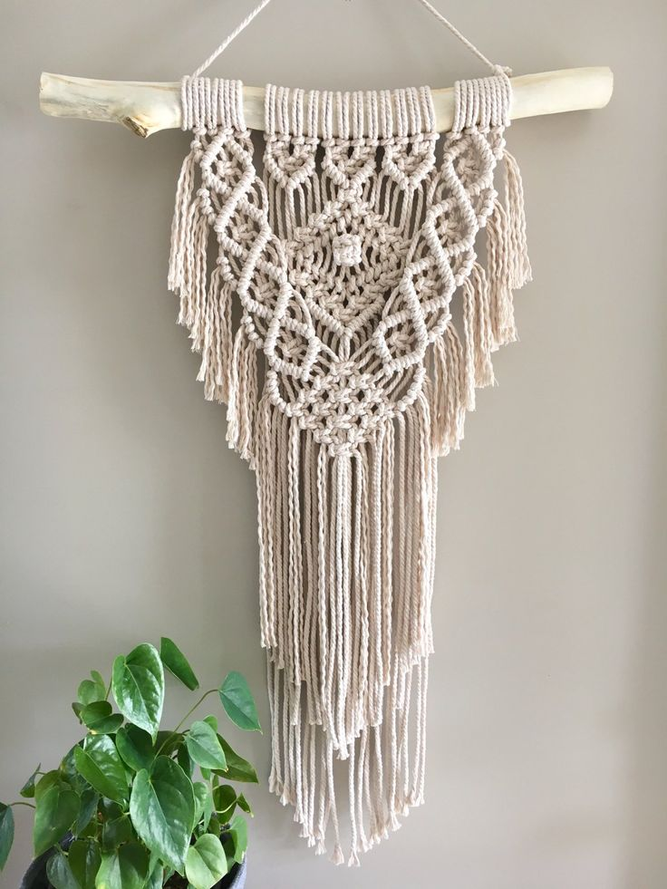Image of Cleo - Macrame Wall Hanging