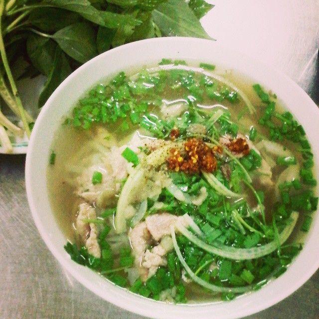 Instagram photo by customer: dattabu  #Vietnamesefoods #Vietnamfood #worldfoods #Pho #Asia #Muingogai