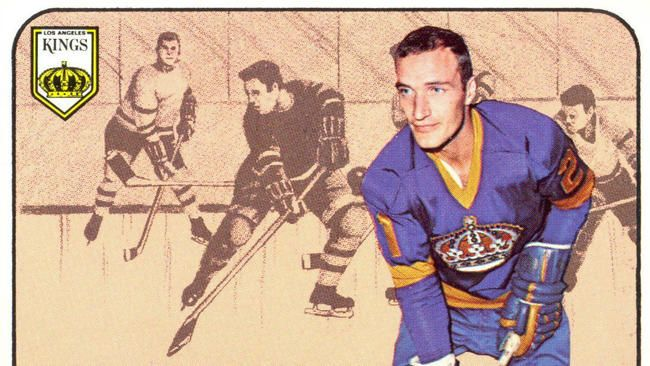 Original LA King Bill White Passes Away at 77