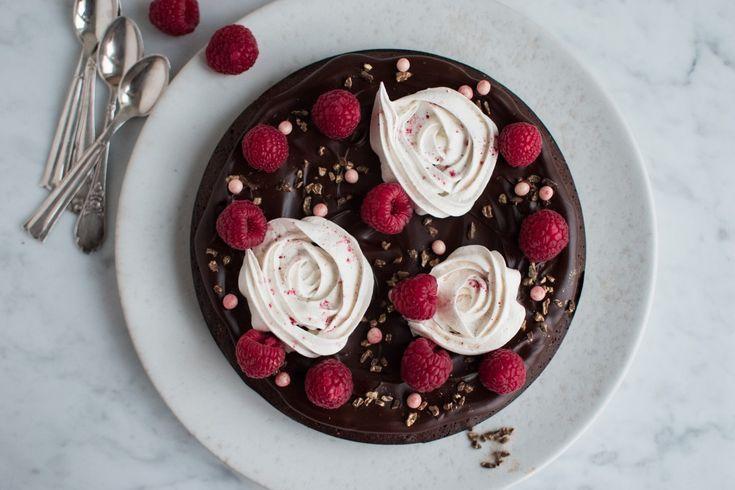 Årets nytårskage - Anne au Chocolat